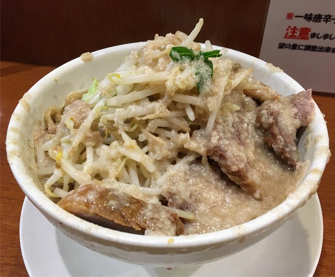 【麺や 希(のぞみ)】豚ラーメン (東京都台東区上野) 第577回