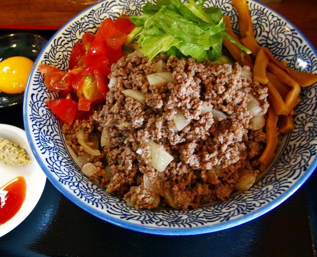 【麺処いぐさ 】ニューヨークまぜ麺 (埼玉県北足立郡伊奈町栄) 第278回