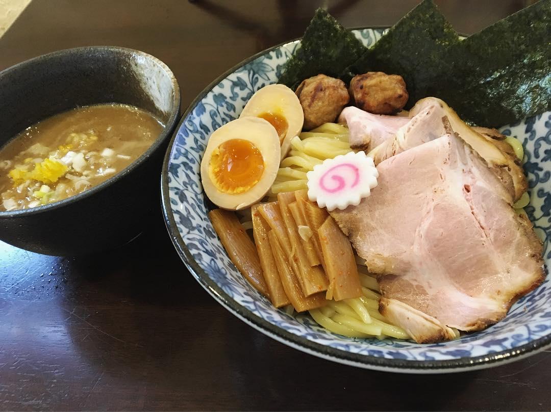 【麺処はなぶさ】特製つけ麺 (埼玉県川越市田町) 第1061回