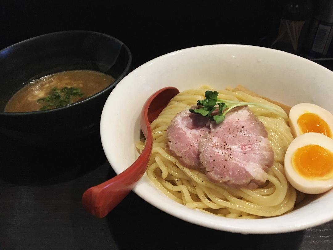 【麺処 夏海(なつみ)】味玉つけ麺 (東京都北区赤羽) 第907回