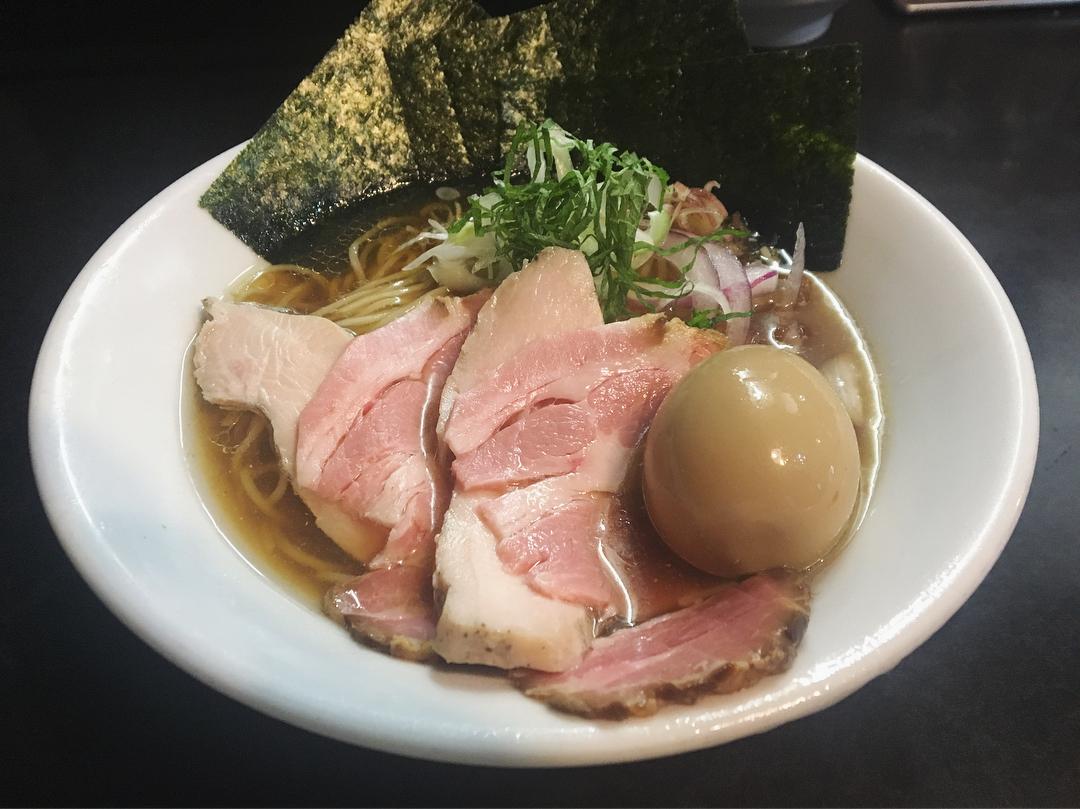 【麺処 晴(はる)】冷やし特製そば+和え玉 (東京都台東区下谷) 第934回