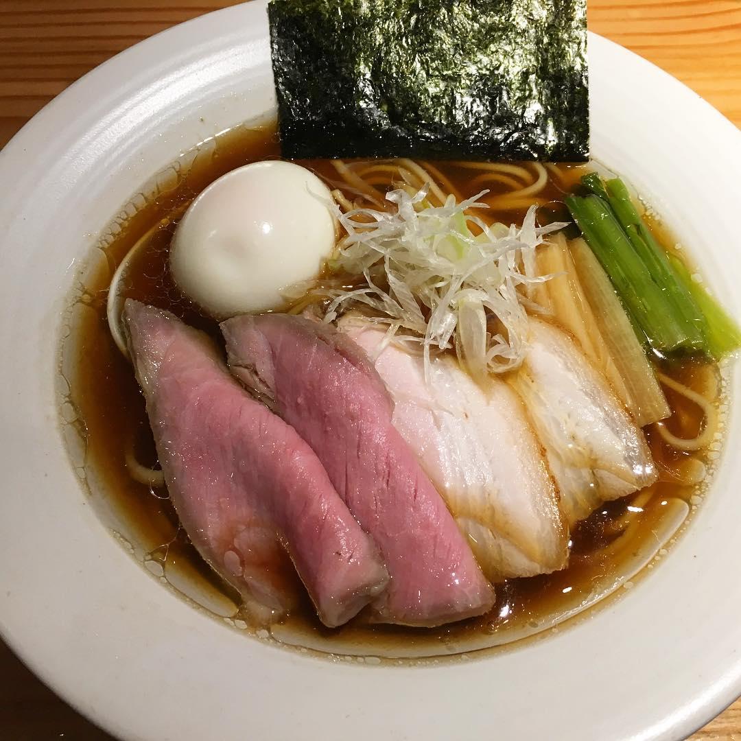 【麺処 篠はら】特製醤油そば (東京都豊島区池袋) 第328回