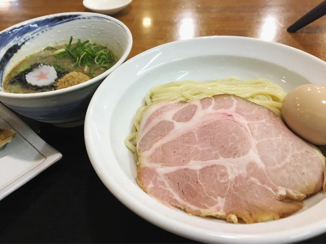 【麺匠うえ田】味玉つけ麺 (静岡県熱海市渚町) 第1105回