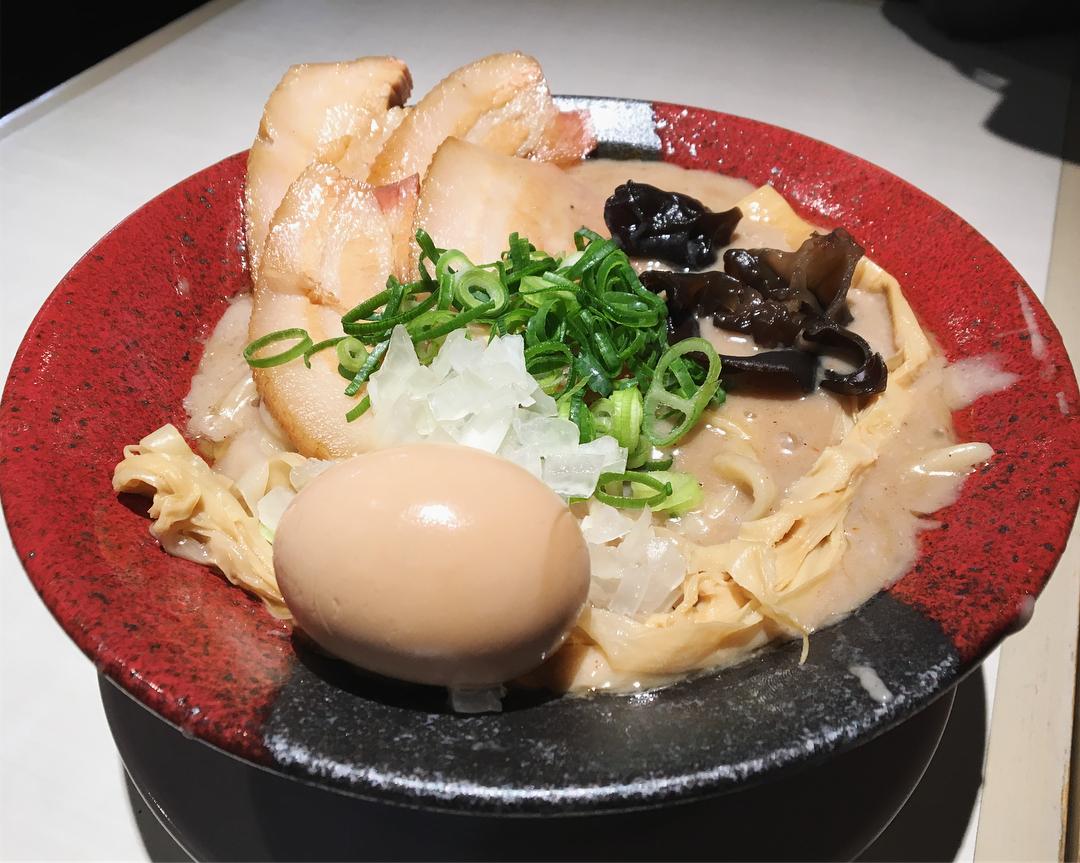 【麺匠 克味(かつみ)】MAXトンコツチョモランマ (東京都立川市柴崎町) 第888回
