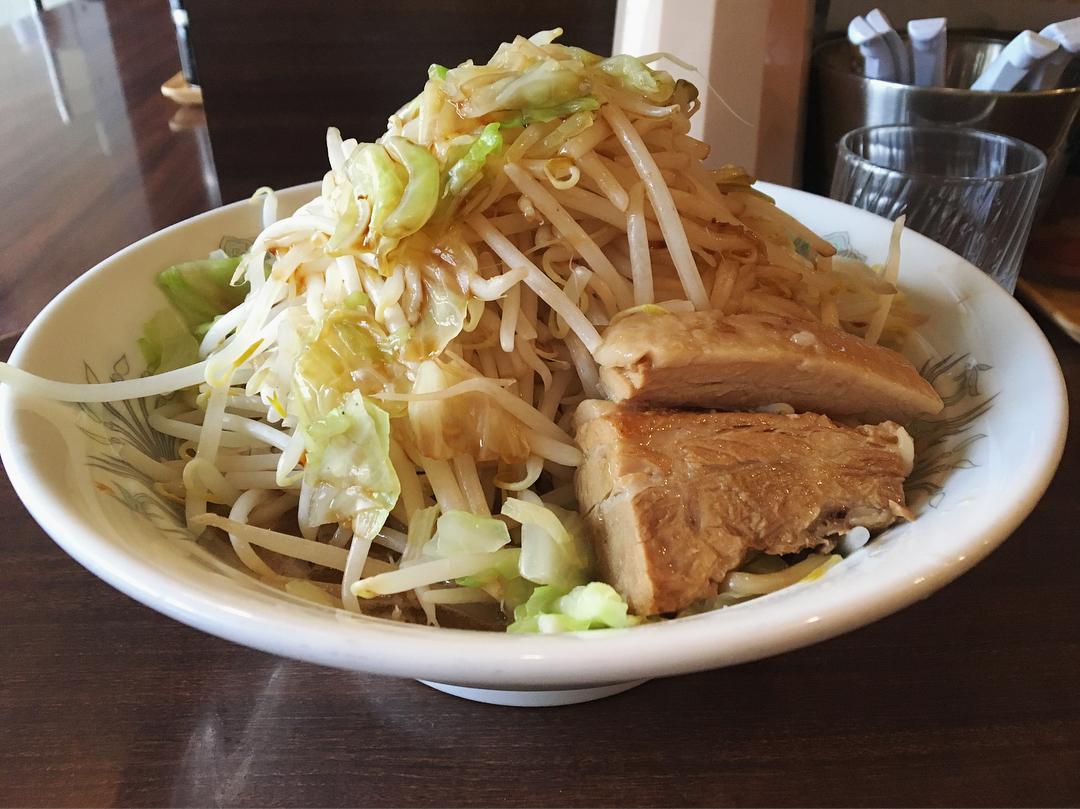 【麺喰亭まんぷく】小らーめん (東京都世田谷区梅丘) 第994回