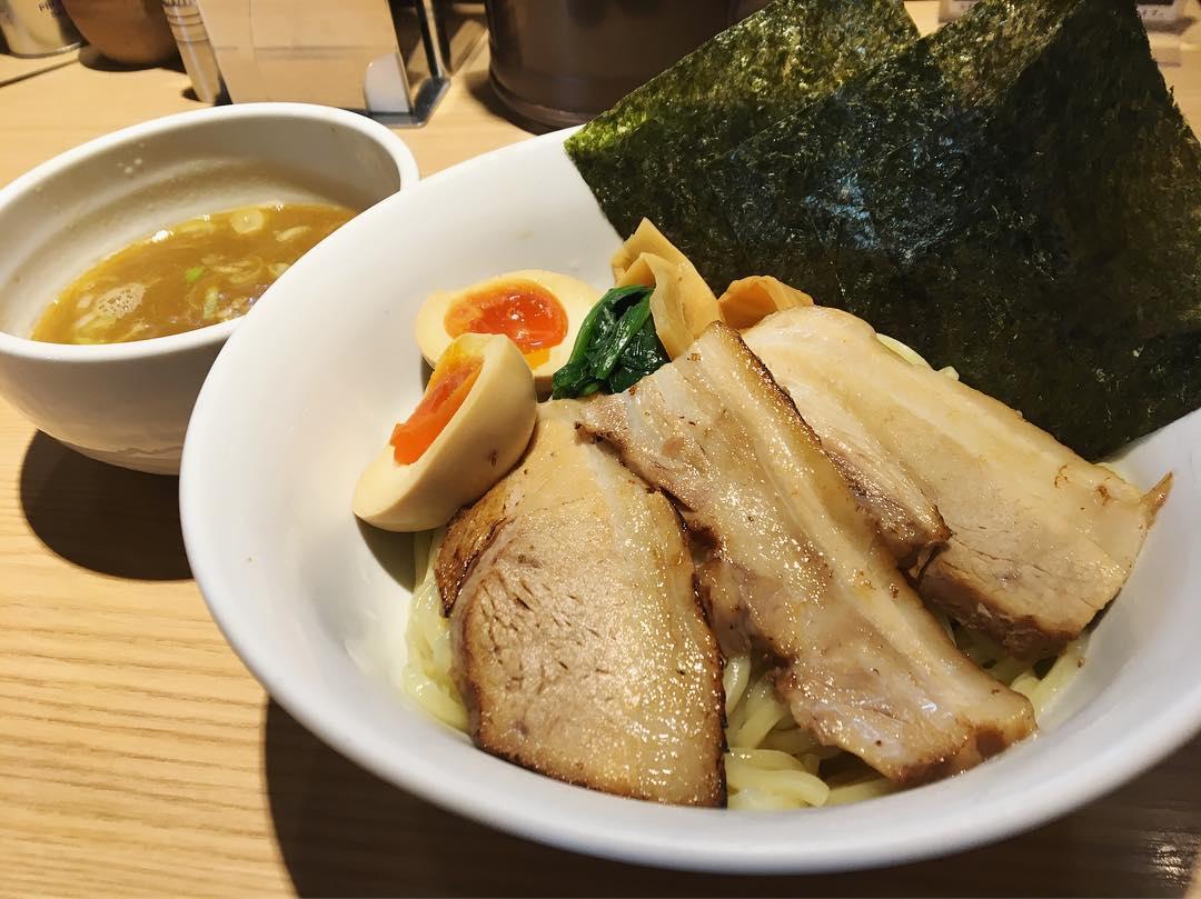 【麺屋みちしるべ】特製つけ麺 (東京都世田谷区玉川) 第1204回