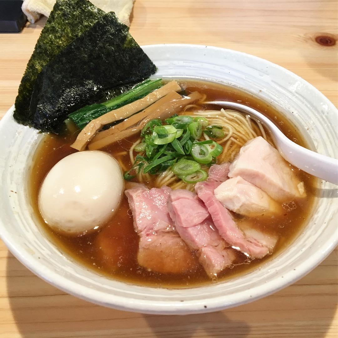 【麺屋 さくら井】特製らぁ麺(醤油) (東京都武蔵野市西久保) 第517回