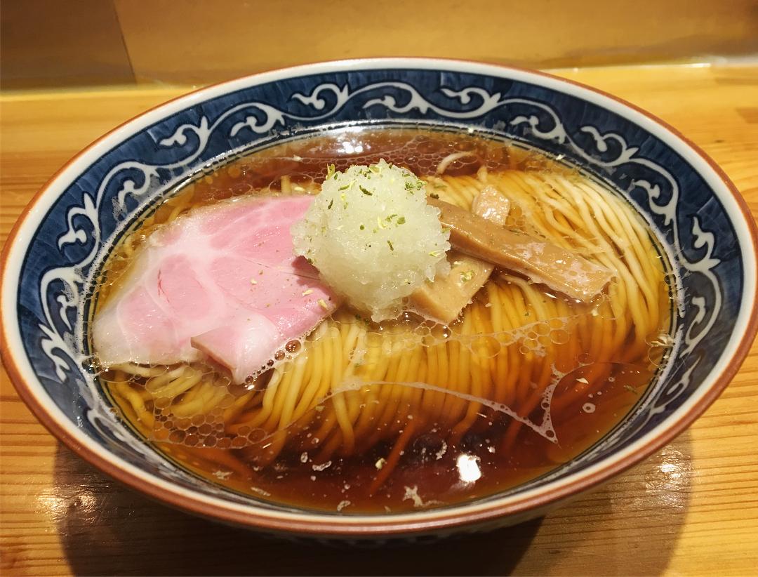 【麺屋 坂本01】中華そば (東京都北区王子) 第832回