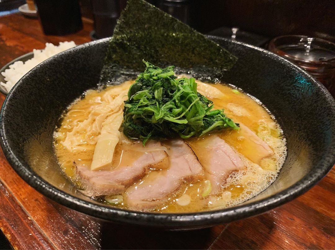 【麺屋 大和田】大和田チャーシューメン (東京都渋谷区道玄坂) 第1291回
