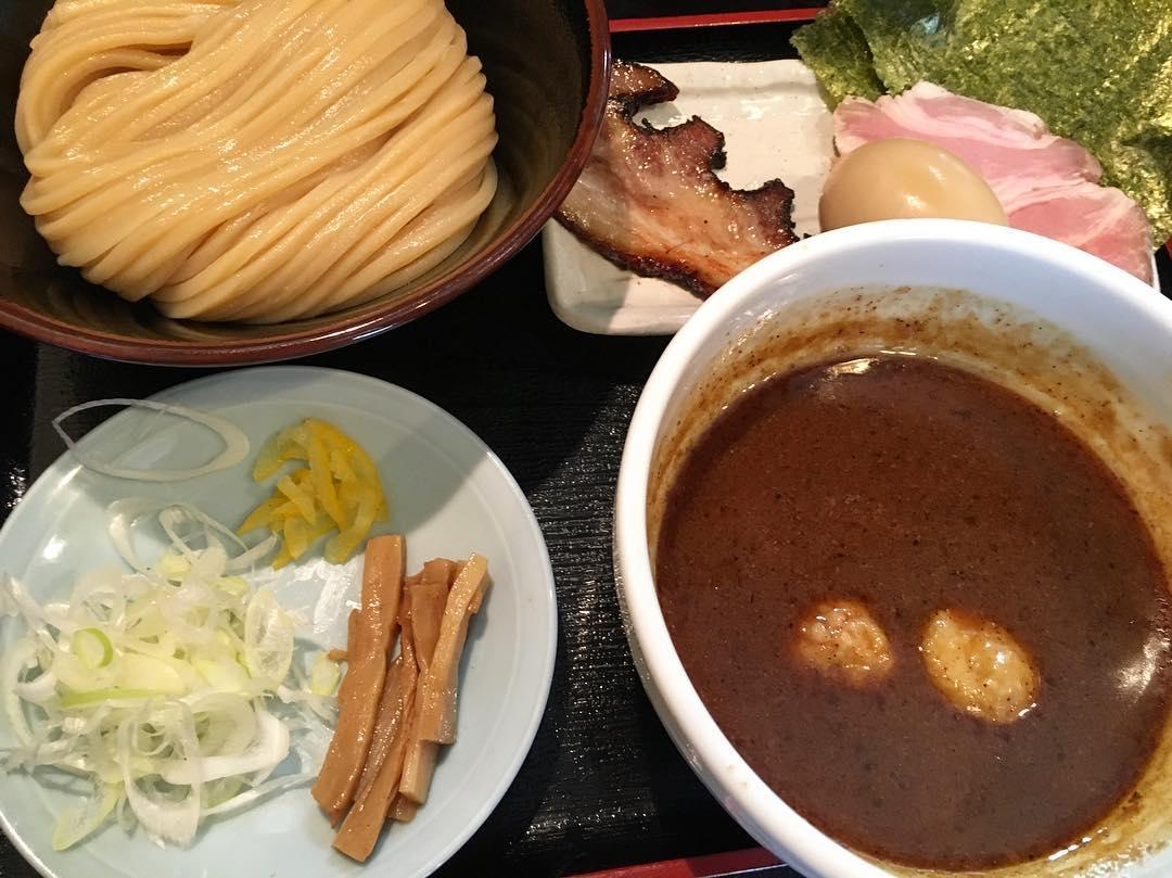 【麺屋 縁道(えんどう)】特製つけ麺 (東京都江東区門前仲町) 第333回