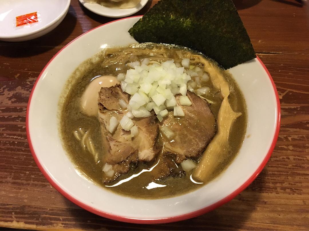 【麺 酒 やまの】濃厚煮干し (東京都練馬区豊玉北) 第739回