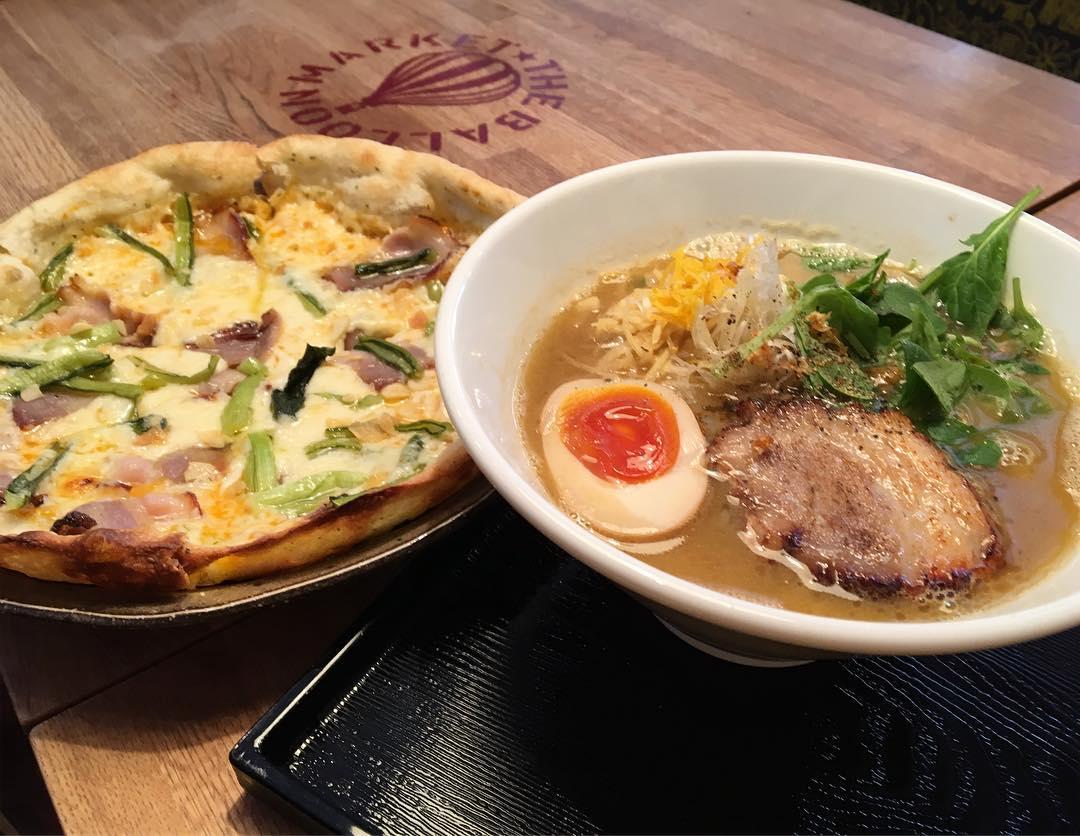 【Spur Kitchen(シュプールキッチン)】ヤマチョウスープヌードル (長野県長野市北石堂町) 第639回