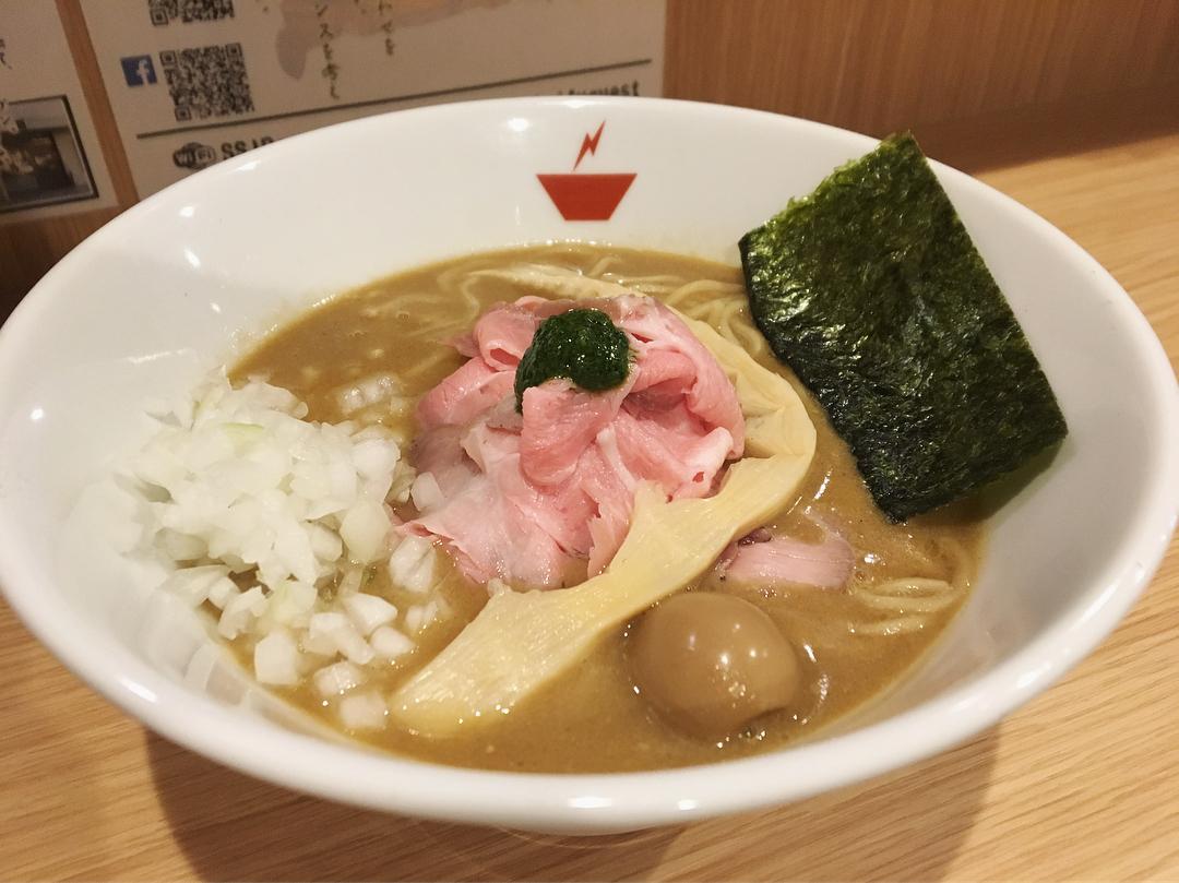 【crab台風。】蟹そば+雑炊セット (東京都中央区日本橋) 第1020回