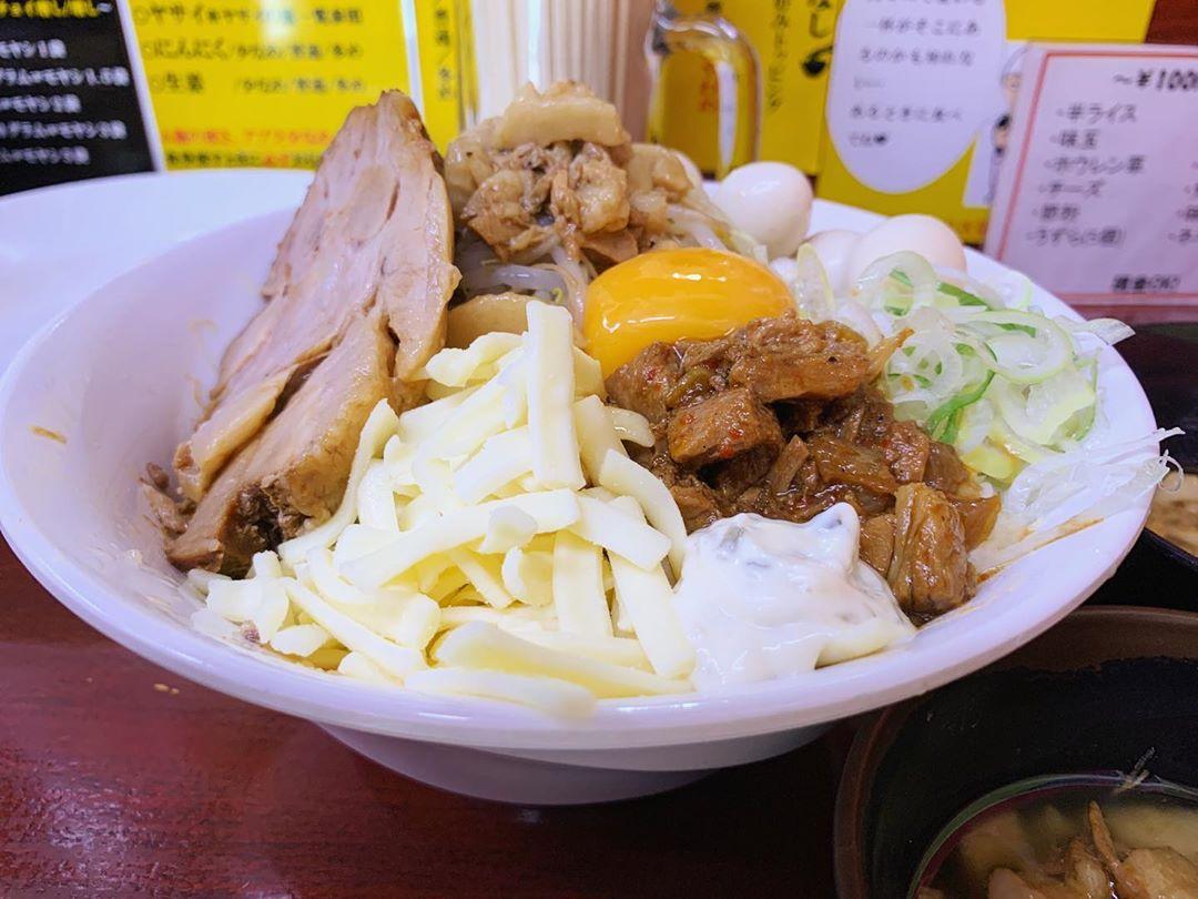 【僕との麺】汁なしCSYM (埼玉県川口市前川) 第1408回
