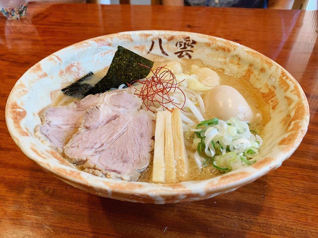 【麺匠 八雲 大和店】特製味噌ラーメン (神奈川県大和市福田) 第1416回