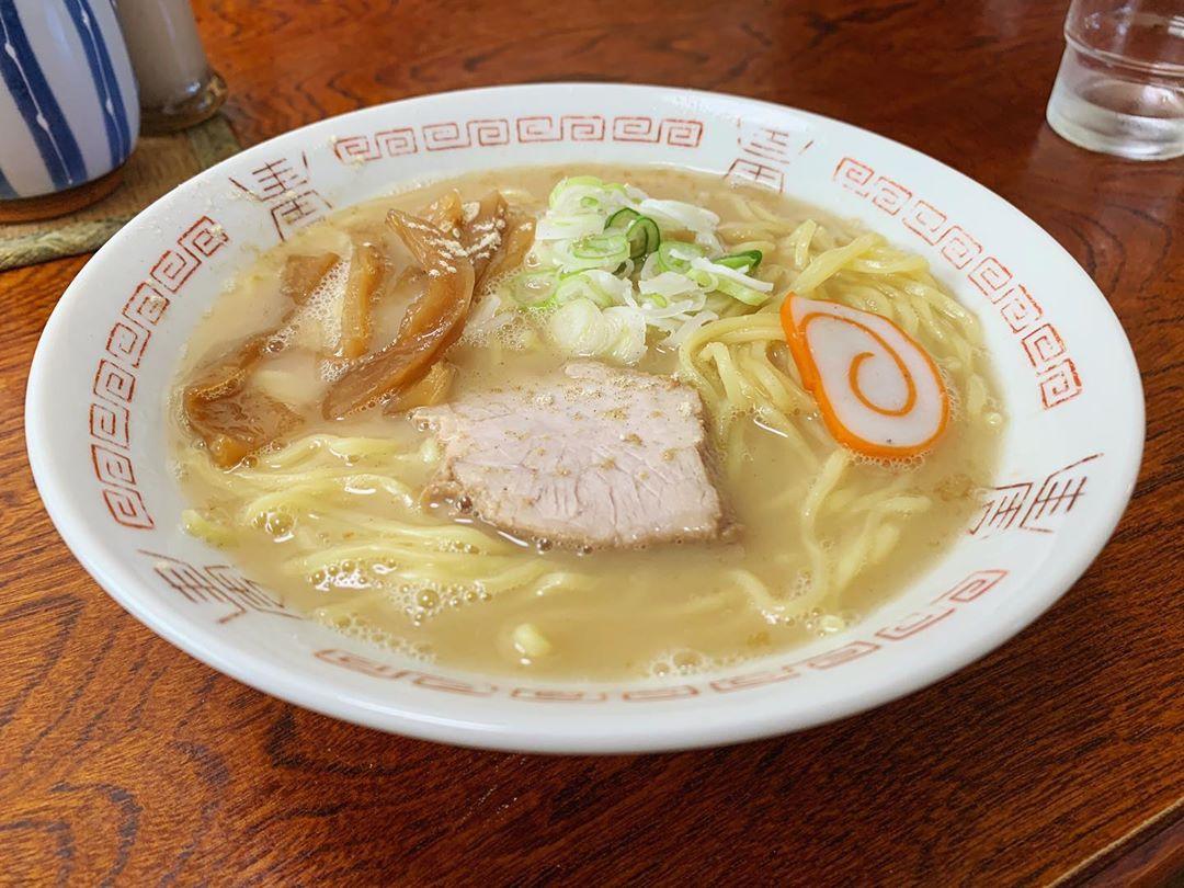 【紋食堂】ラーメン (富山県氷見市加納) 第1448回