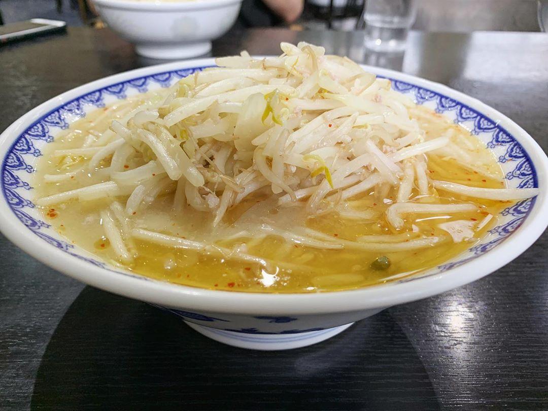 【食堂ニューミサ】みそラーメン (新潟県上越市中郷区) 第1444回