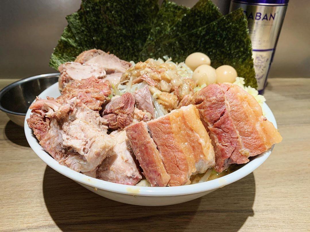 【メンヤードファイト】ラーメン+うずら:のり:生たまご (神奈川県横浜市神奈川区) 第1497回