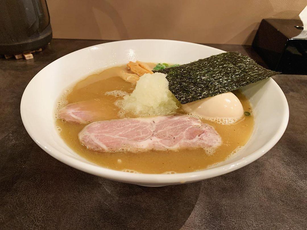 【麺や 麗】しょうゆラーメン+味玉 (北海道千歳市高台) 第1493回
