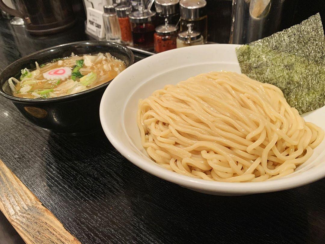 【大勝軒 まるいち 新宿東南口店】野菜つけ麺 (東京都新宿区新宿) 第1525回