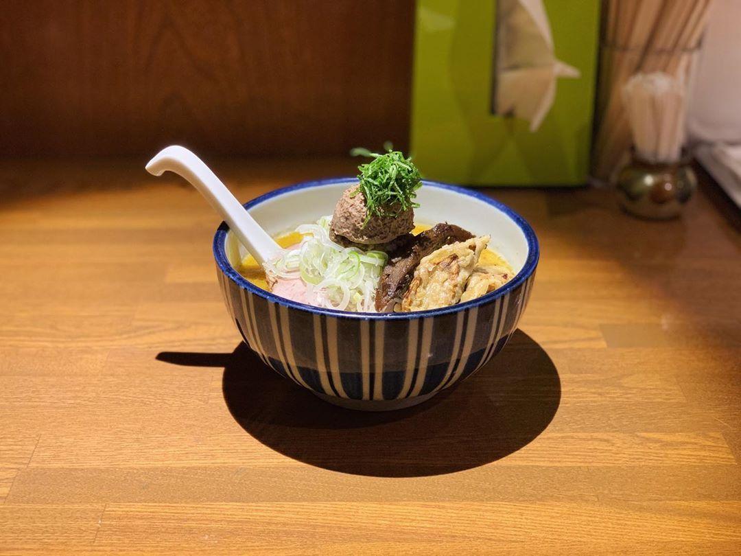 【雨は、やさしく】白肝煮干(味噌) (北海道札幌市白石区) 第1523回