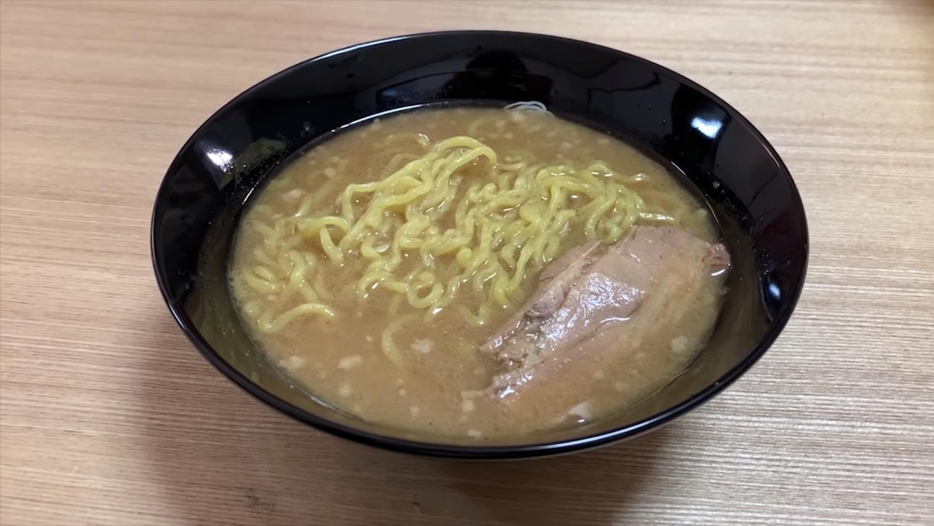 (仮)【宅麺.com:拉麺 大公】焼き味噌ラーメン (神奈川県横浜市南区) 第1519回