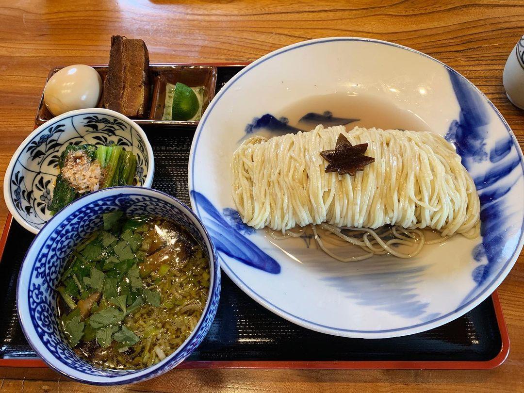 【食煅 もみじ】特製つけそば (埼玉県久喜市樋ノ口) 第1710回